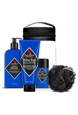 Jack Black clean & cool body basics gift set