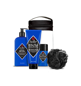 Jack Black clean & cool body basics gift set