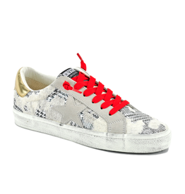 vintage havana passion houndstooth sneakers FINAL SALE