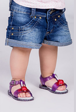 mini melissa mini melissa mar sandal ii