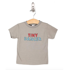 friday + saturday tiny dancer toddler tee