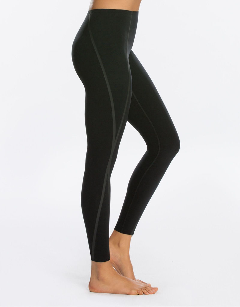 spanx everywhere mesh contour leggings