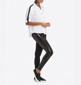 spanx every where gloss side stripe legging