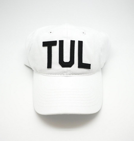 aviate TUL hat - white