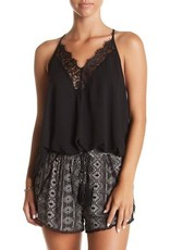 cami w/lace details and back keyhole