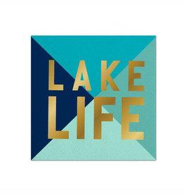 slant lake life bev nap (20ct) FINAL SALE