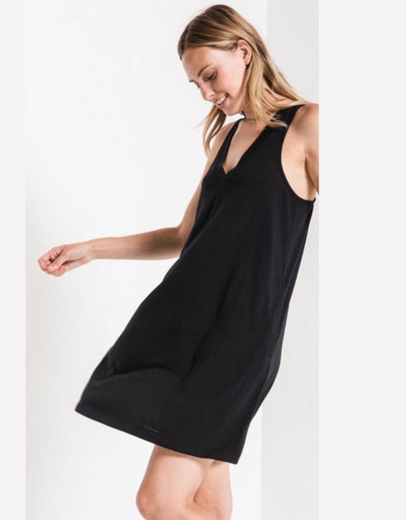 z supply the city tank dress
