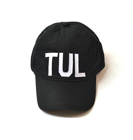 aviate TUL hat - black