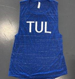R+R TUL muscle tank