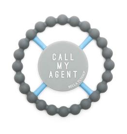 Bella Tunno call my agent teether