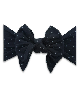 Baby Bling dang enormous dotted bow
