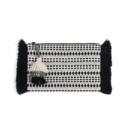 shiraleah georgette zip pouch