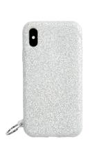 oventure silver confetti o ring iphone case X/XS final sale