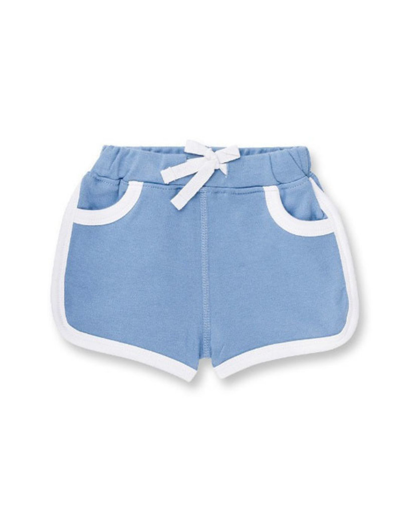 whale blue shorts FINAL SALE
