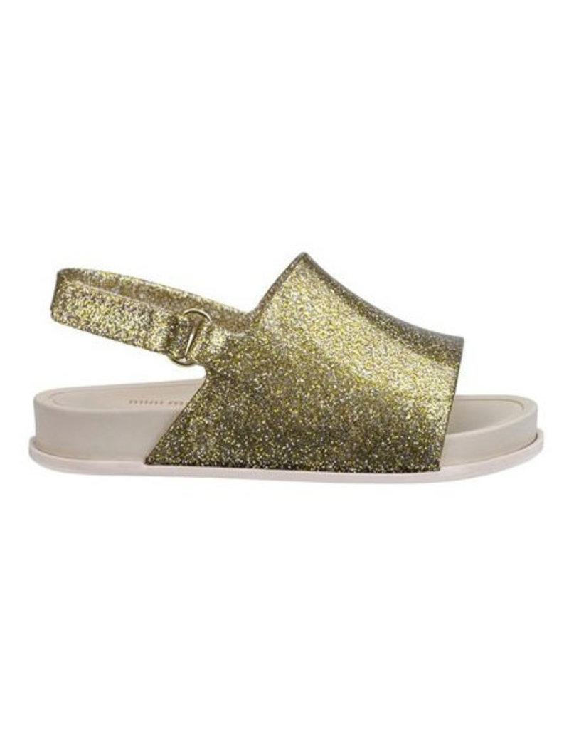 mini melissa mini beach slide sandal