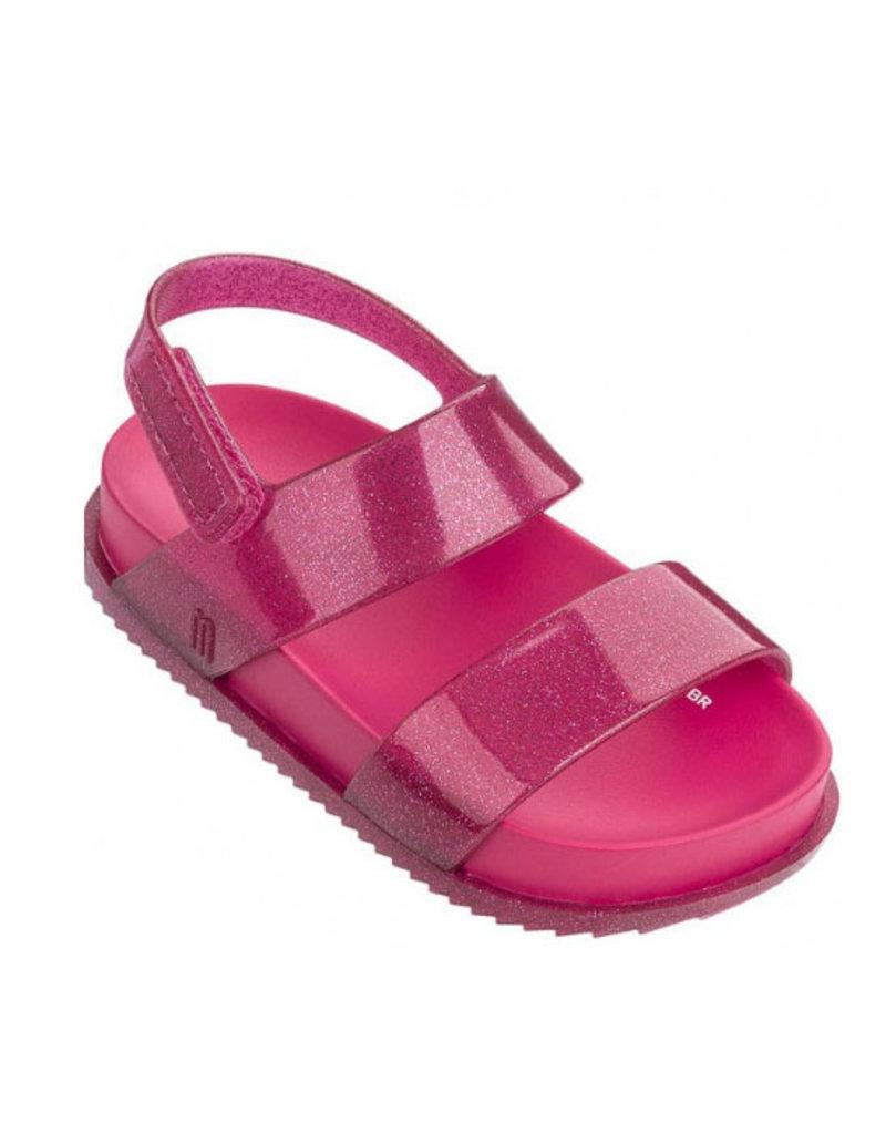 mini cosmic sandal pink glitter - Stash