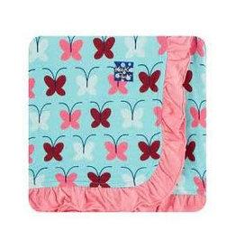 kickee pants tallulahs butterfly toddler blanket