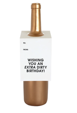 chez gagne extra dirty birthday