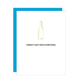 chez gagne therapy can't solve card