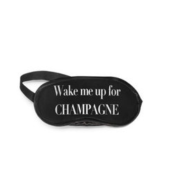 los angeles trading co eyemask wake up champagne FINAL SALE