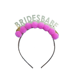 packed party brides babe headband