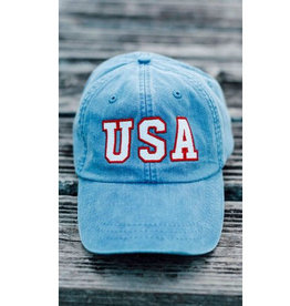 friday + saturday usa hat FINAL SALE
