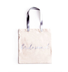love is in the air tote bride FINAL SALE