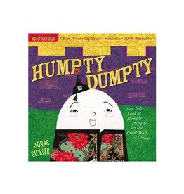 indestructibles book- humpty dumpty