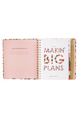 packed party big plans planner FINAL SALE