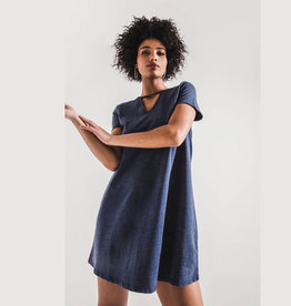 z supply the cut-out front tee dress