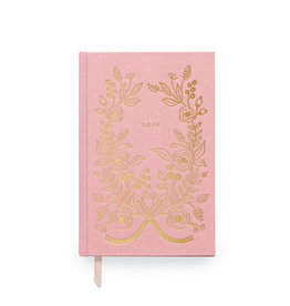 2019 rose hardcover agenda FINAL SALE