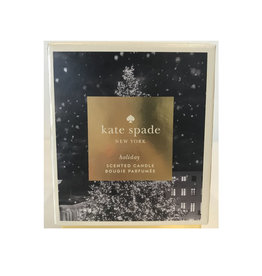 kate spade holiday large candle FINAL SALE