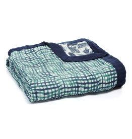 aden+anais seaport- net silky soft dream blanket