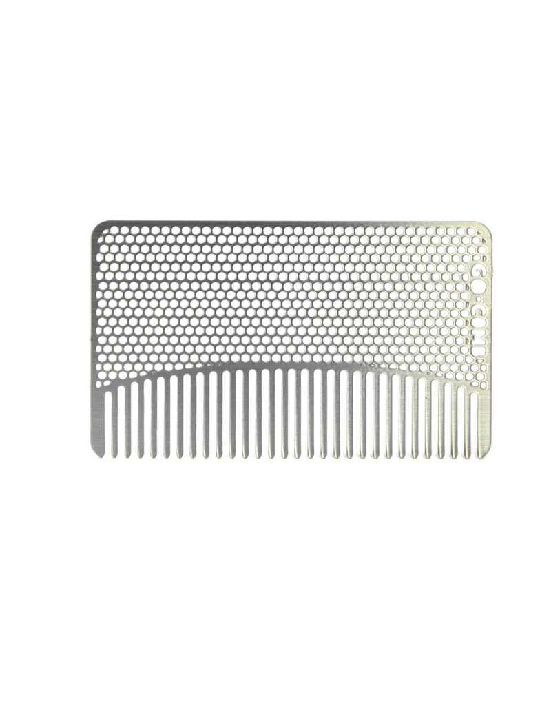 go comb stainless steel mesh go comb