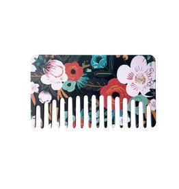go comb midnight floral go comb