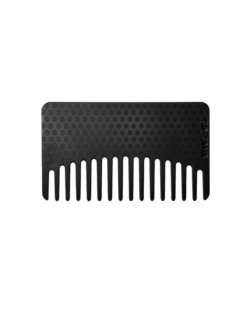 go comb studded black go comb