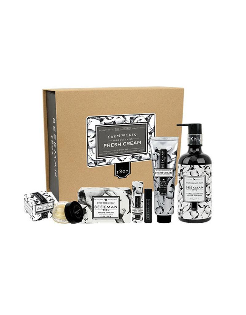 beekman vanilla absolute gift set FINAL SALE
