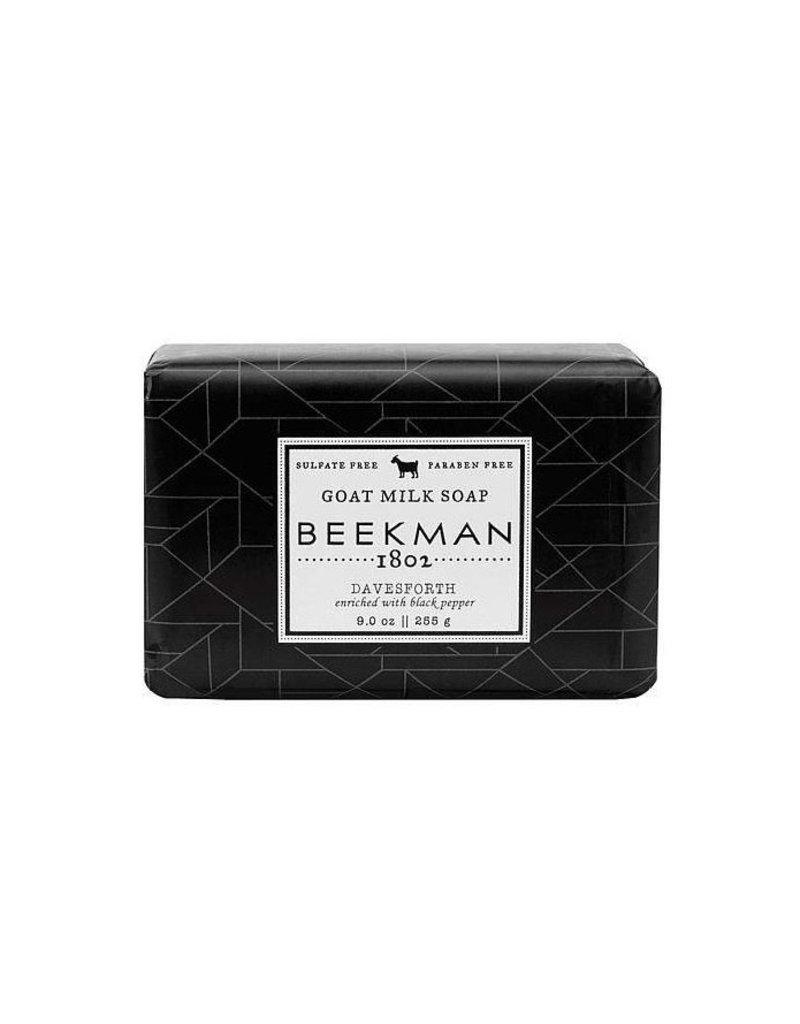 beekman 9oz davesforth bar soap display
