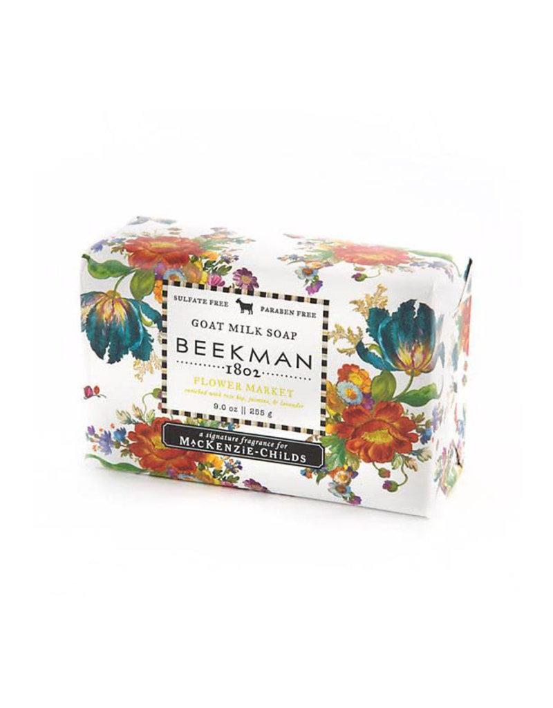 beekman mackenzie childs flower market bar soap