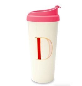 kate spade kate spade initial thermal mug D FINAL SALE