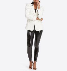 spanx faux leather sequin leggings