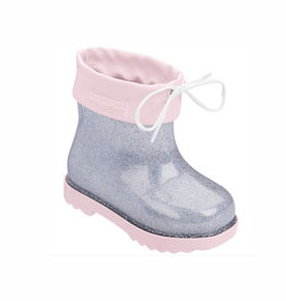 mini melissa mini rain boot