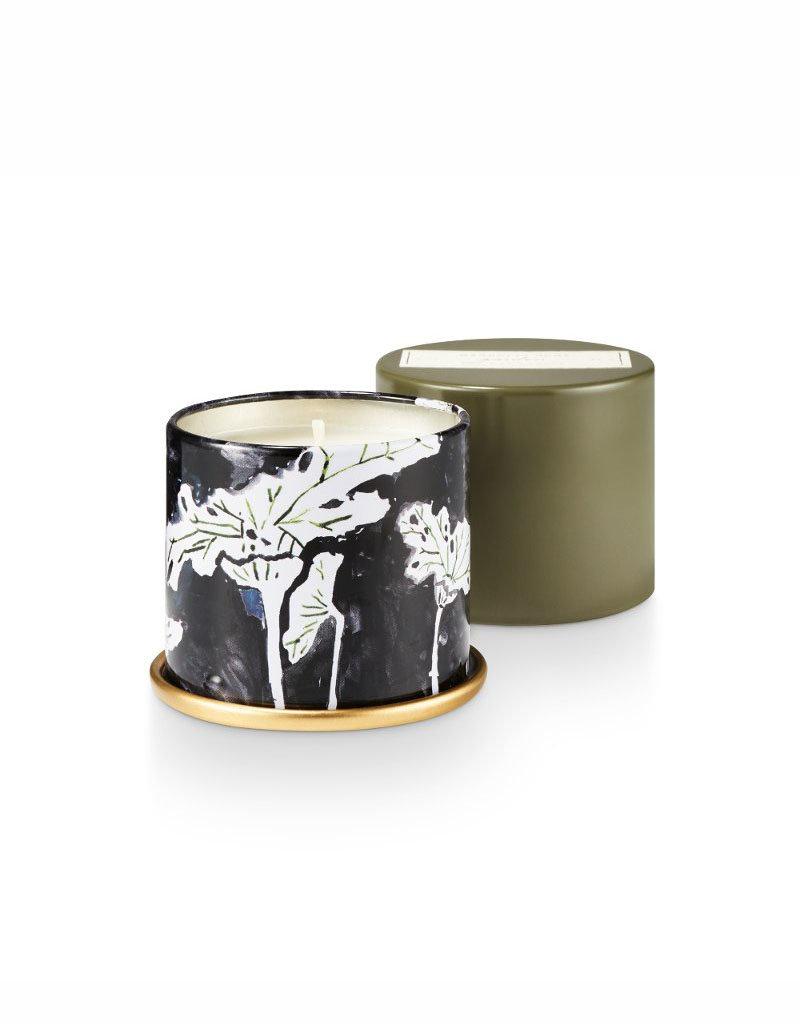 magnolia home demi tin candle
