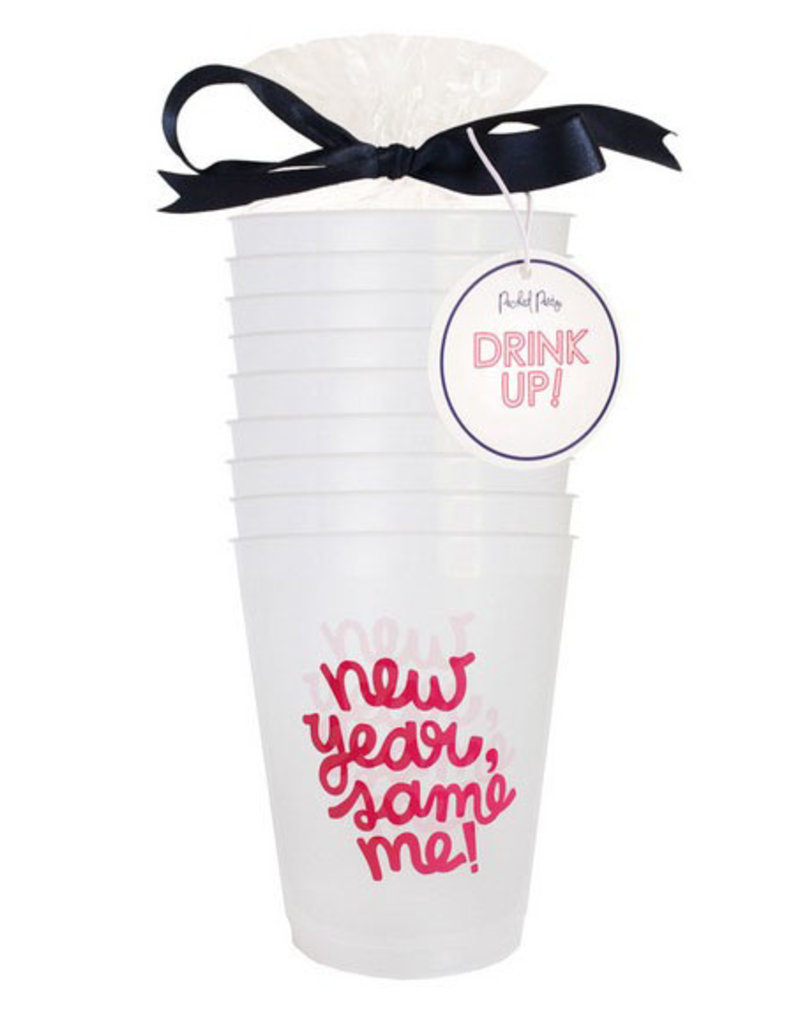 packed party new year same me cup stack FINAL SALE