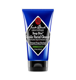 Jack Black deep dive glycolic facial cleanser 5oz