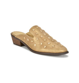 vintage havana studded mule FINAL SALE