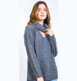 very j romy sweater