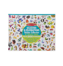 melissa and doug sticker collection - seasons & celebrations