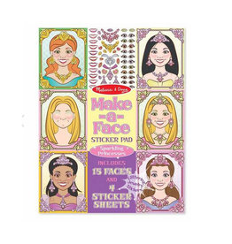 melissa and doug make a face princesses