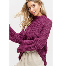 mallory pullover sweater FINAL SALE